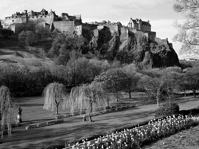 Edinburgh Castle - The Iconic Scottish Tourist Attraction