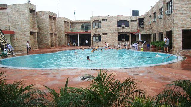 Golden Huts Resort in Gurgaon