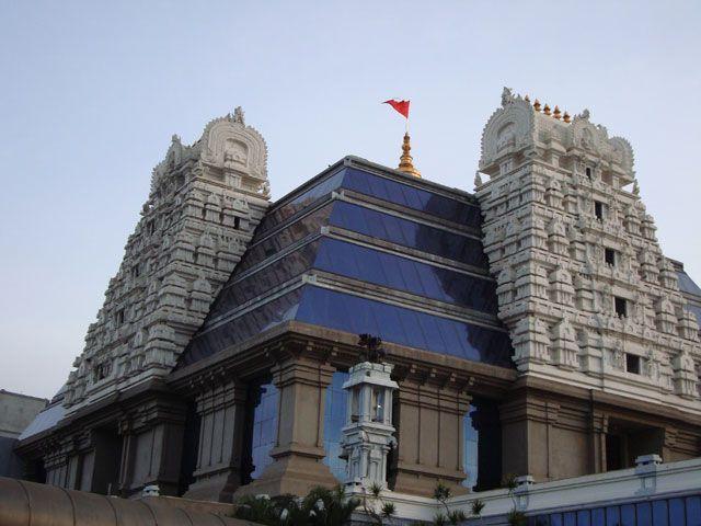 ISKCON Sri Radha Krishna Chandra Temple
