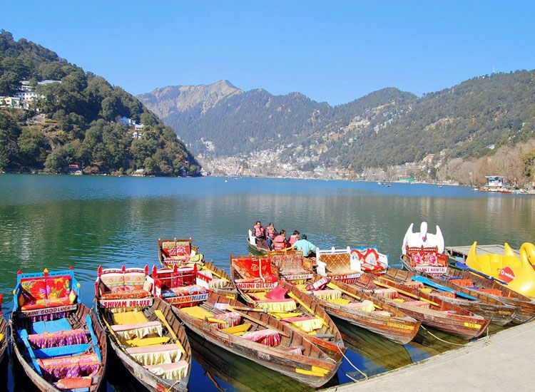 honeymoon in nainital
