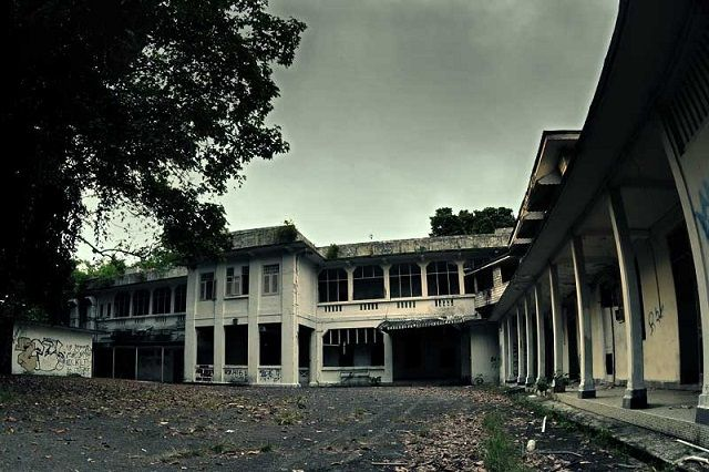 Old Changi Hospital in Singapore is one of the most notoriously haunted places in the world.