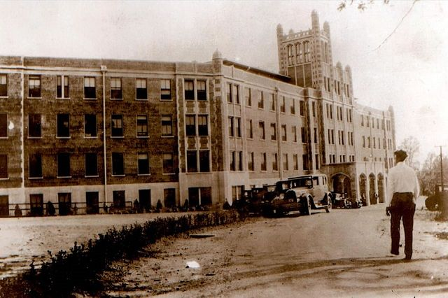 """Waverly Hills Sanatorium is a former TB hospital in Louisville, Ky. Known as one of the """"most haunted places in America""""."""