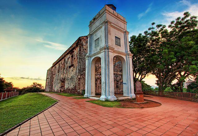 St. Paul's Church in Malaysia