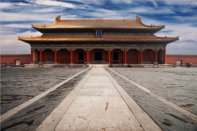 The Forbidden City in Beijing, China - All look upon the Forbidden City with awe and wonder at its brilliant architecture and majestic aura.