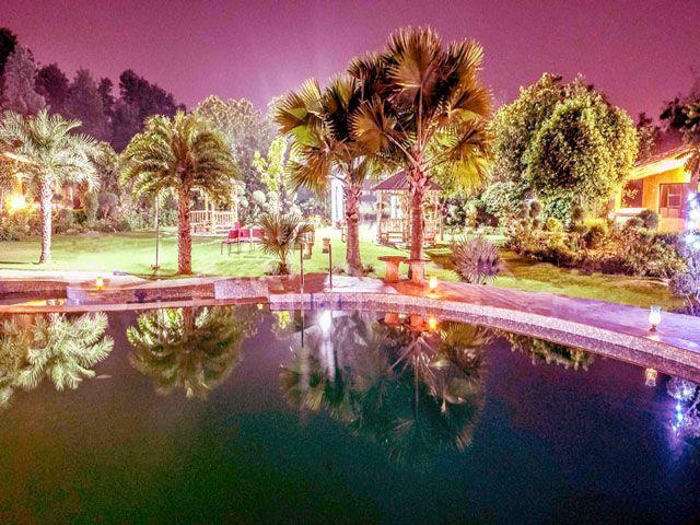 Botanix Nature Resort in Gurgaon