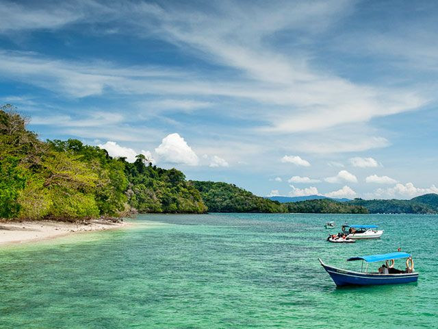 beautiful island of Langkawi