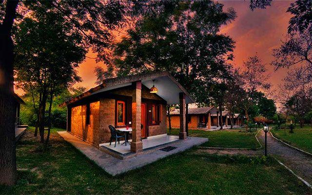 The Kikar Lodge Nature Retreat & Spa in New Delhi