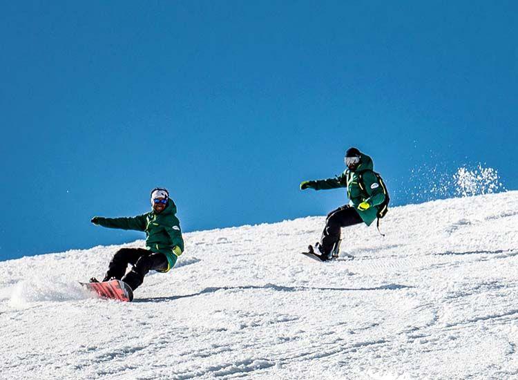 Popular Winter Sports in India