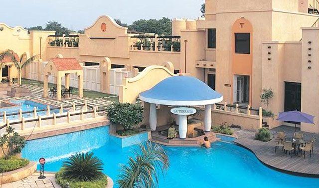 Tivoli Garden Resort Hotel in Chattarpur, Delhi