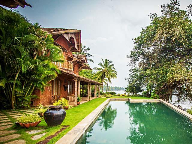 Ahilya By The Sea Verem Goa