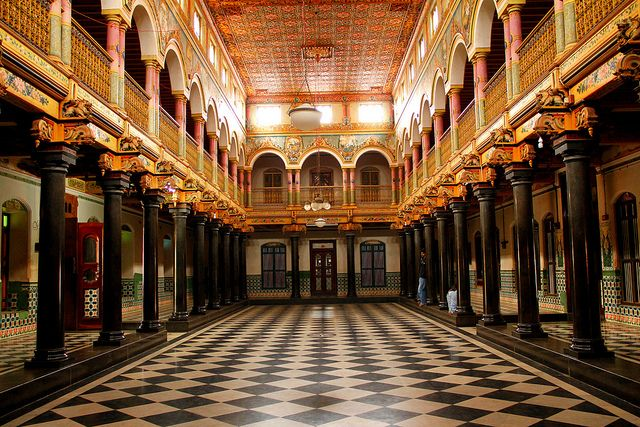 Chettinad's Palace