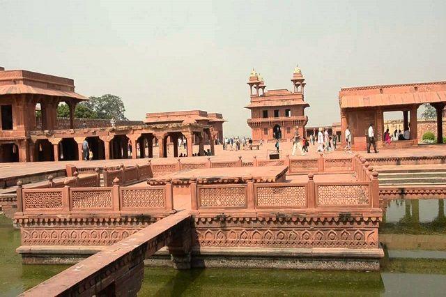 Fathepur Sikri, Agra