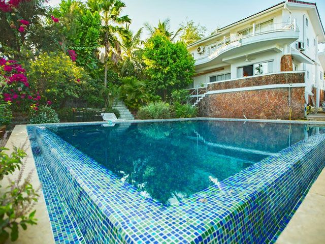 Relax in the lap of luxury with 10 Best Villas in Goa