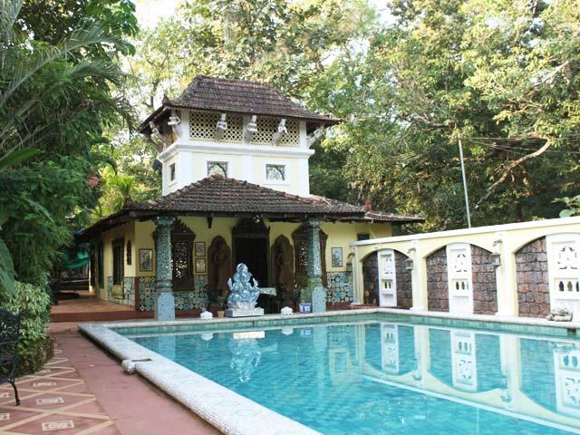 Ishanya Siolim Goa