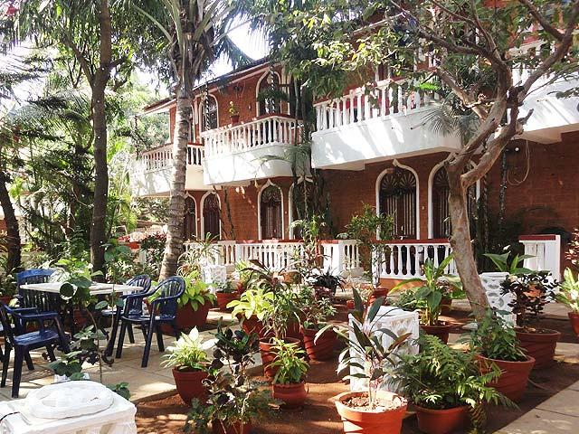 Tropical Beach Villa Goa
