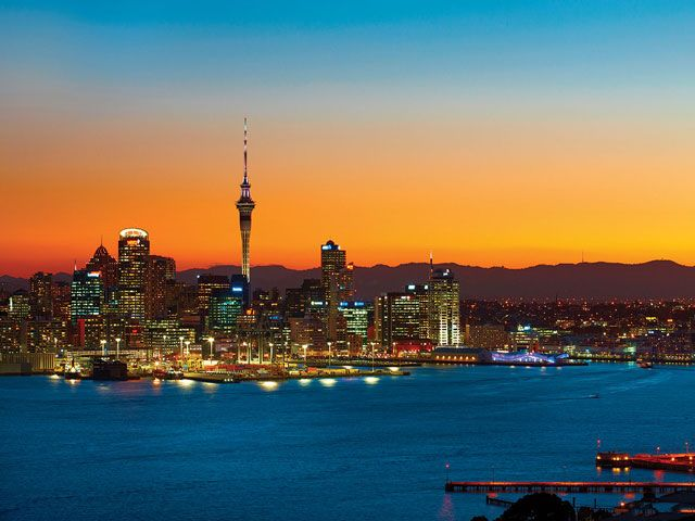 New Zealand Honeymoon Tour