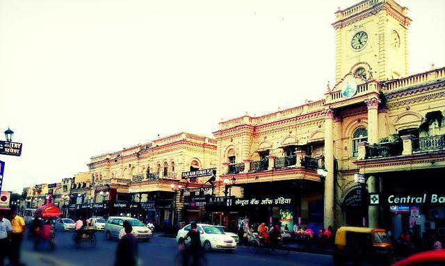 Hazratganj, Lucknow