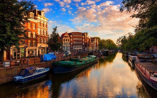 Amsterdam City of Neitherland