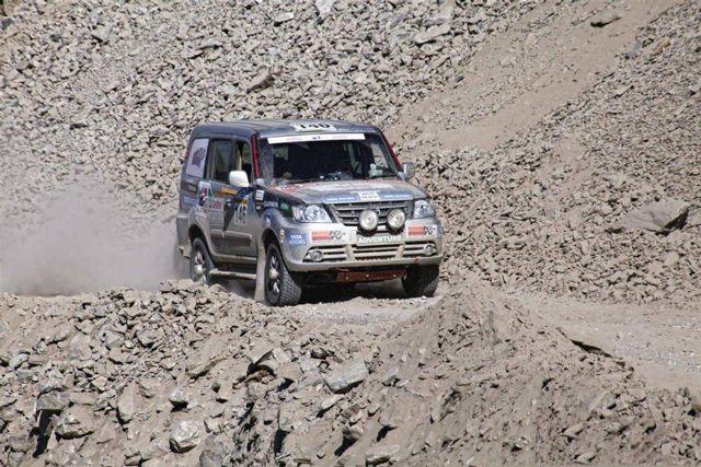 Himalayas Rally, India