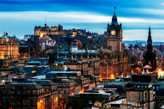 Edinburgh City of UK