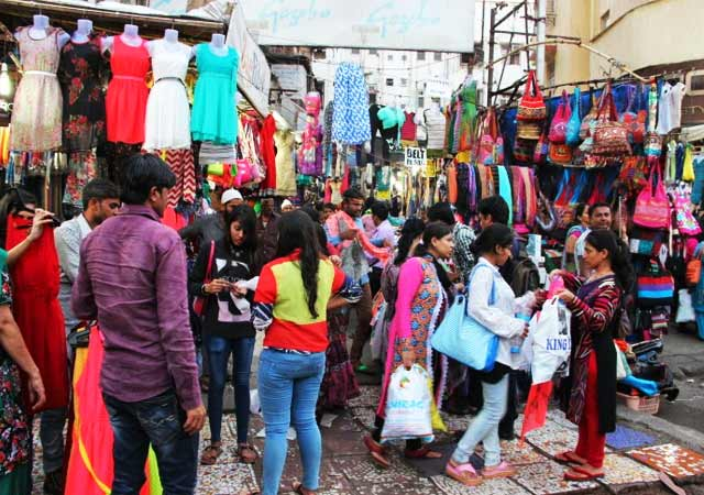 Fashion Street Cantonment Pune: Iconic Street Markets in India