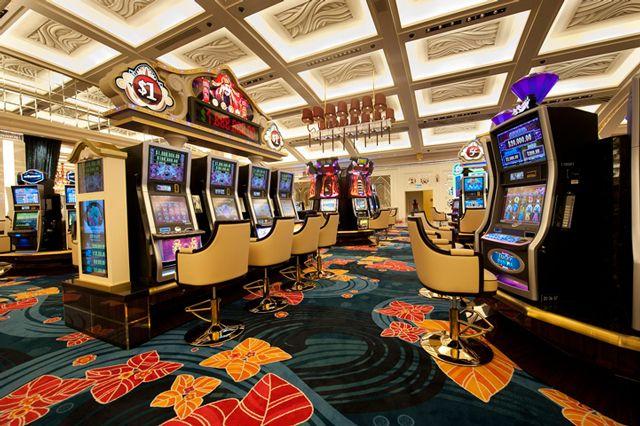 The Galaxy Macau Casino: Travel to Macau
