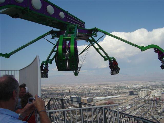 Insanity Ride, Las Vegas in USA
