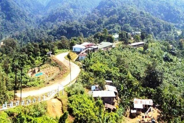 Jatinga Village