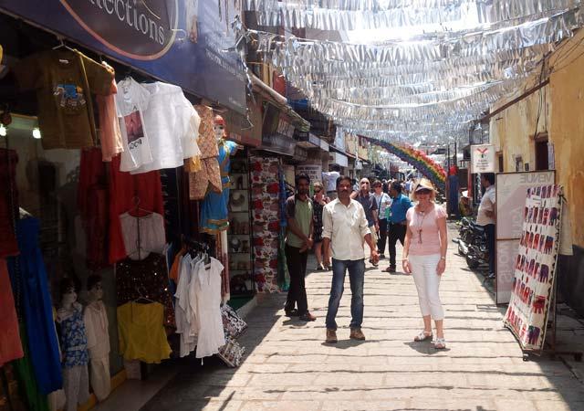 Jew Town: Flea Markets India