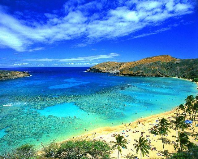 Muai, Hawaii: Beach Honeymoon in January