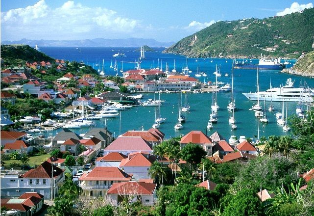 Saint Barts: Honeymoon Destinations in the World