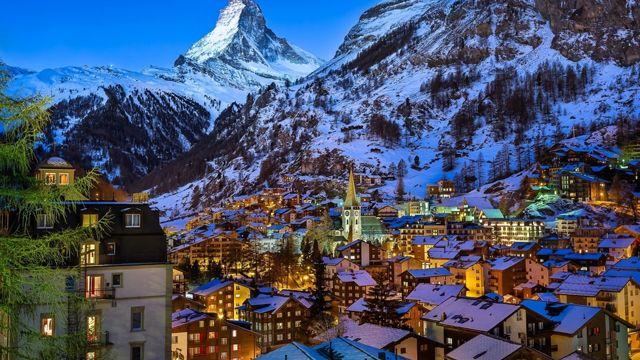 Zermatt City of Switzerland
