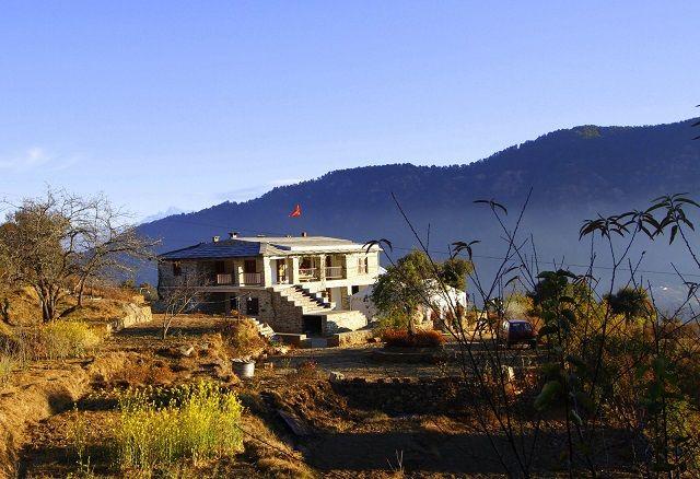 Dunagiri Resort