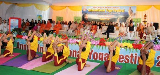 International Yoga Festival 2019: Come and Experience the Spiritual Bliss of India