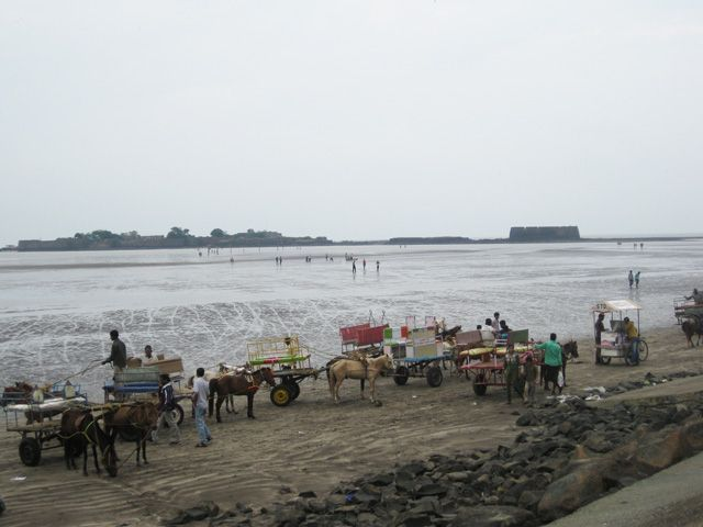 Alibaug- One of the best places to visit in April with family