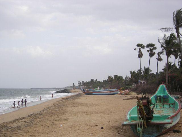 Auroville-Beach