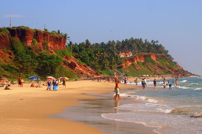 beginners guide to India - beaches
