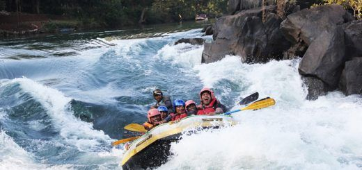 Top 10 places to go for River Rafting in India