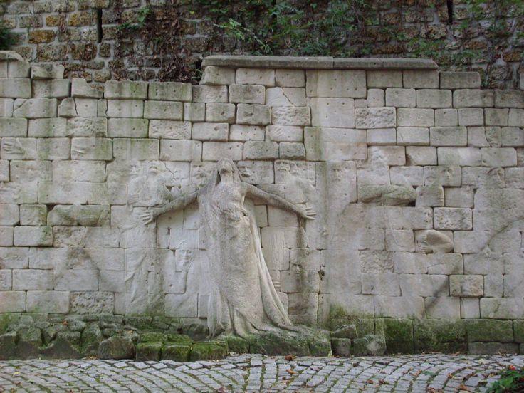 Cimetière du Père Lachaise in Paris