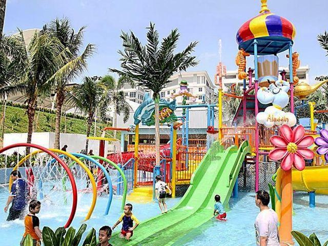 I-City Theme Park in Malaysia