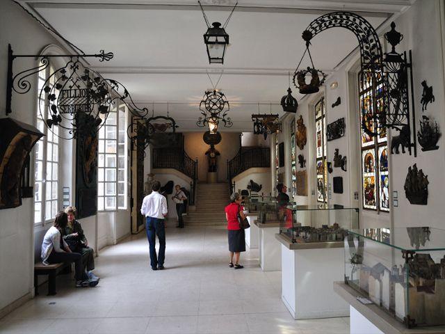 Carnavalet Museum in Paris