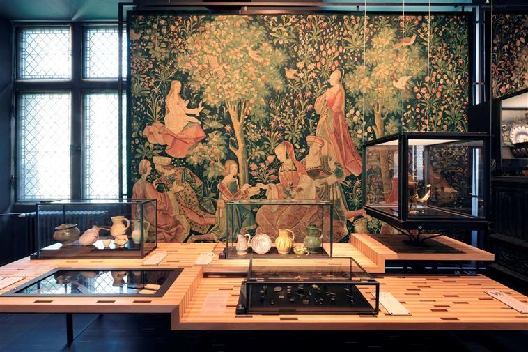 National du Moyen Âge Museum in Paris