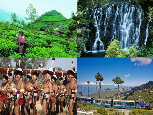 Northeast India Tour: Travel to India