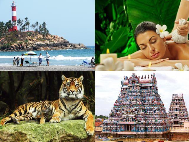 South India Tour: Travel to India