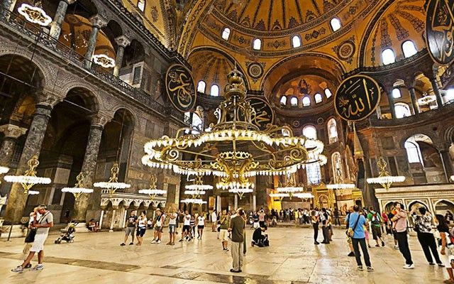 Cathedral Church in Turkey