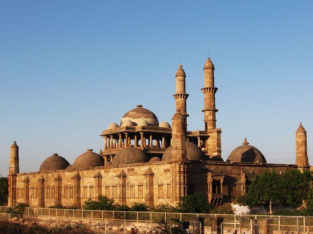Champaner Gujarat