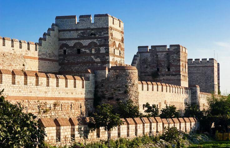 City walls & gates, Turkey