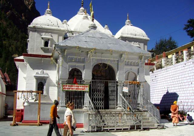 Gangotri Temple: Char Dham Yatra