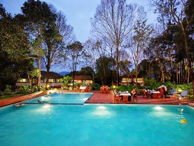 Greenwoods Resort in Periyar, Kerala