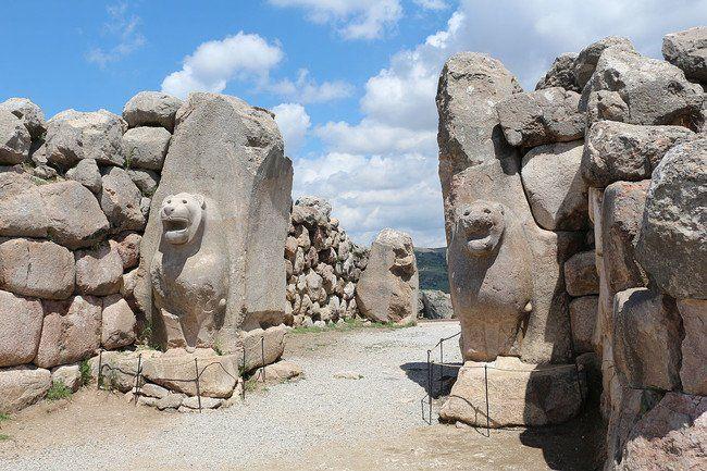 Hittite capital of Hattusa, Turkey